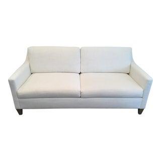 Ethan Allen White Monterey Sofa
