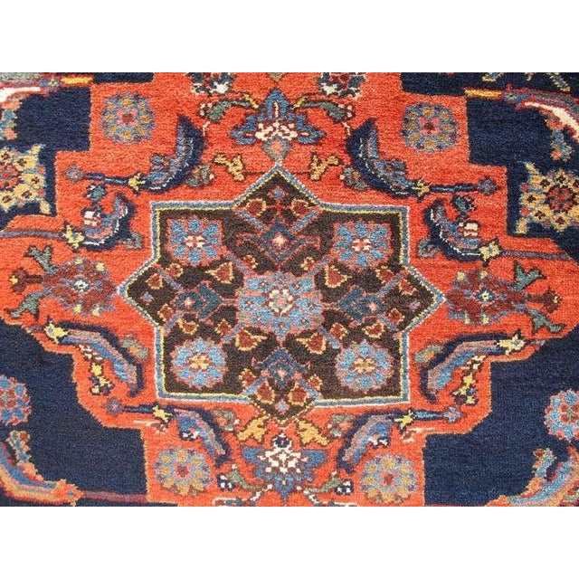 Early 20th Century Bidjar Runner For Sale - Image 5 of 9