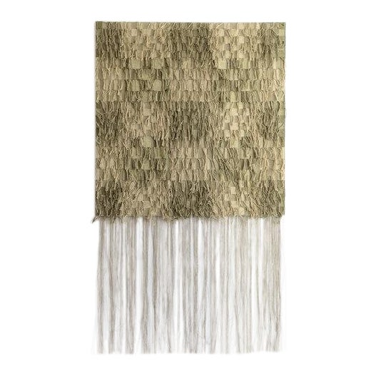 Oyyo Weaving 02 - Olive/Green For Sale
