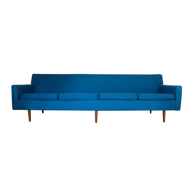 Milo Baughman for Thayer Coggin Mid Century Modern Sofa For Sale - Image 10 of 10
