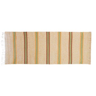 Swedish Handwoven Rug- 2′5″ × 6′10″