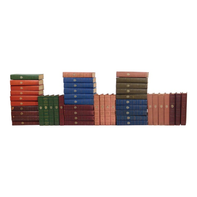 Harvard Classics Book Collection - Set of 46 - Image 1 of 11