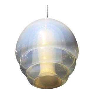 Carlo Nason Pendant Lamp for Mazzega For Sale