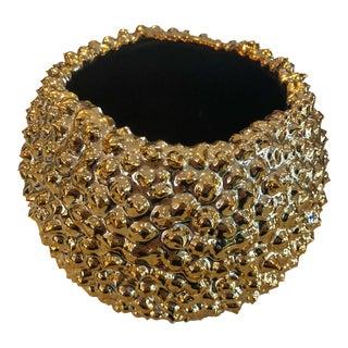 Made Goods Gold Glazed Feri Bowl