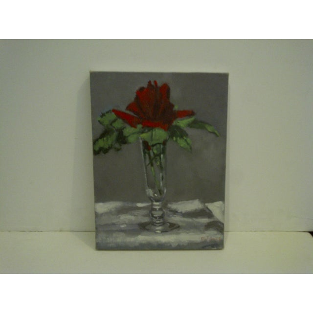 """Flowering Vase"" Original by Painting McDuff - Image 2 of 10"