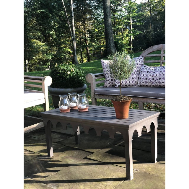 "It's time to take a break from heavy ""sets"" of outdoor furniture. Hit the refresh button and update your existing look..."