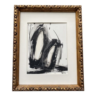 Abstract B & W by Kimberly Moore For Sale