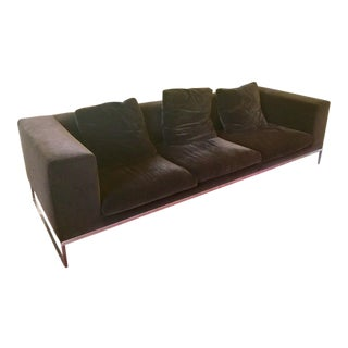 Antonio Citterio B&b Italia Tight '03 Sofa For Sale