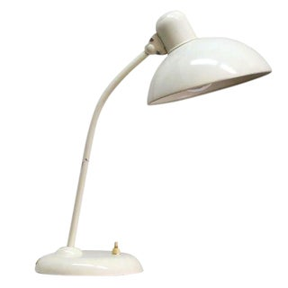 Desk Lamps by Christian Dell For Sale