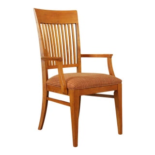 Ethan Allen New Impressions Spindle Back Armchair For Sale