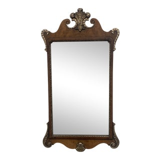 1970s English Georgian Style Mirror For Sale