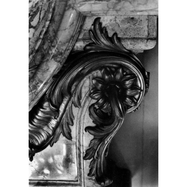 Architectural Ornament Detail Photograph - Image 3 of 4