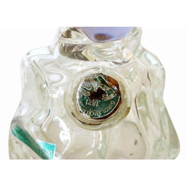 Art Glass Archimede Seguso Alabastro Murano Squirrel Decanter Bottle - 50th Anniversary Sale For Sale - Image 7 of 7
