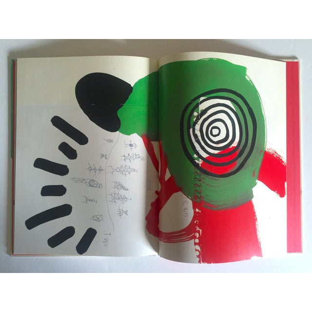 "This rare first edition vintage 1989 Keith Haring hardcover Japanese monograph art book titled "" Eight Ball "" is an..."