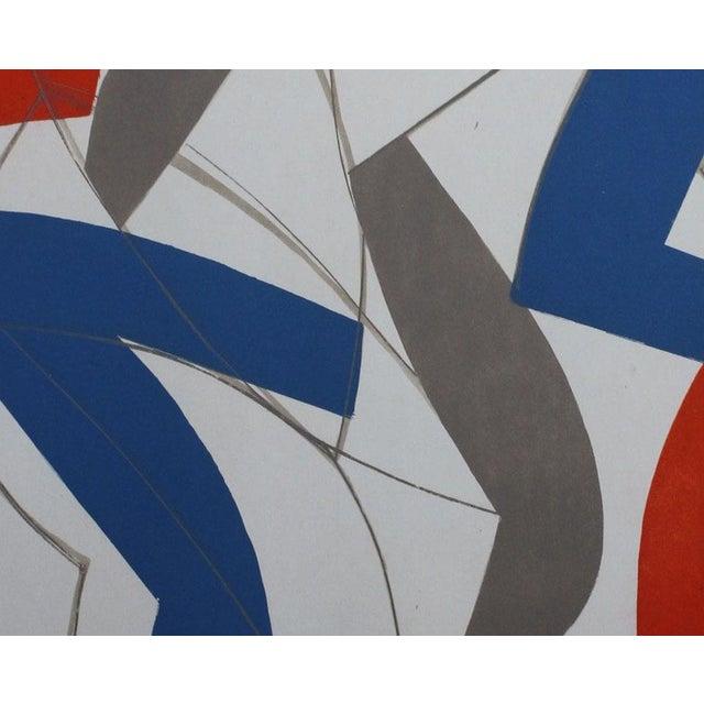 "Abstract Alain Clément ""14av11g-2014"", Print For Sale - Image 3 of 4"