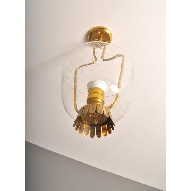 1950s Belmag Zurich Minuscule Pendant Lamp For Sale In Boston - Image 6 of 12