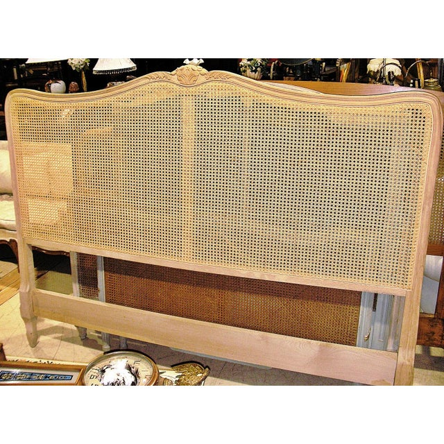 French Country California King Headboard For Sale - Image 7 of 7
