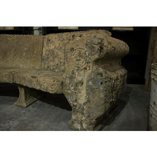 English Stone Bench From Cornwall Preview