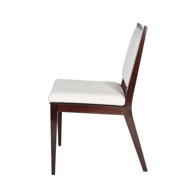 Customizable Frame Back Dining Chair For Sale - Image 4 of 5