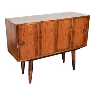 Kai Kristiansen for Fm Mobler Rosewood Credenza Cabinet For Sale