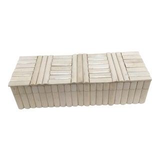 Faux Bone Box
