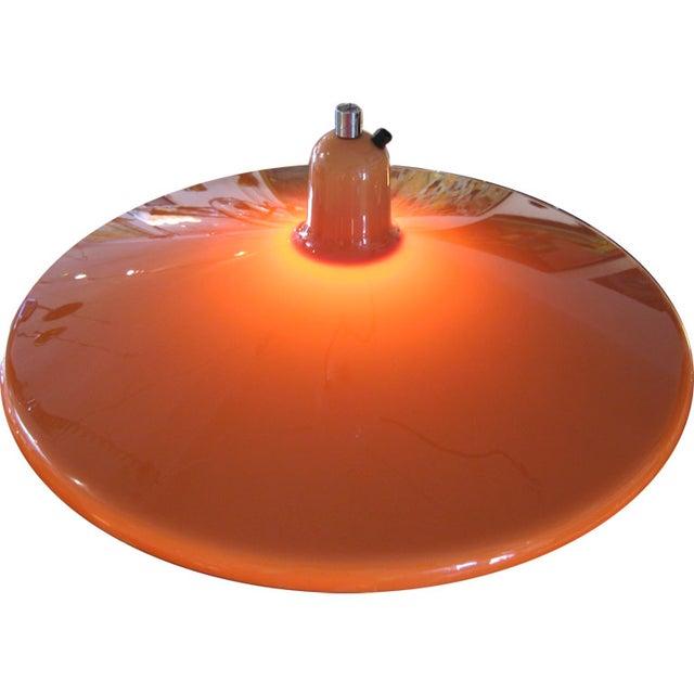 Lunapiena Guzzini Light Fixture - Image 1 of 4