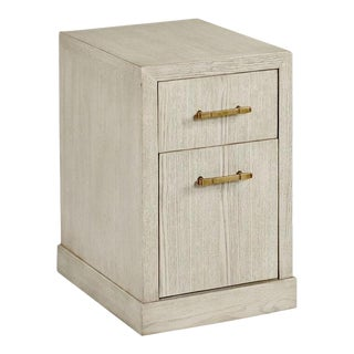 Woodbridge Modern Taurus File Chest Cabinet For Sale