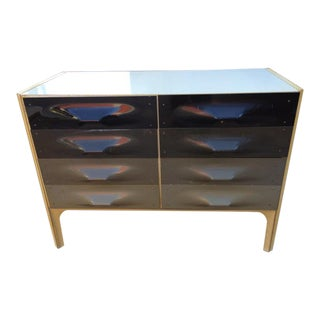 Raymond Loewy Multi-Color Dresser Circa 1968 France Space Age For Sale