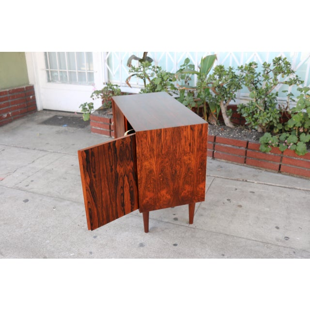 Rosewood Small Cabinet - Image 5 of 11