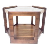Image of Mid-Century Modern Side Table For Sale