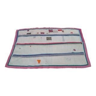 Vintage Bangladeshi Kantha Quilt For Sale