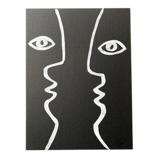 """""""Conversations"""" Original Sketches by Neicy Frey Painting For Sale"""