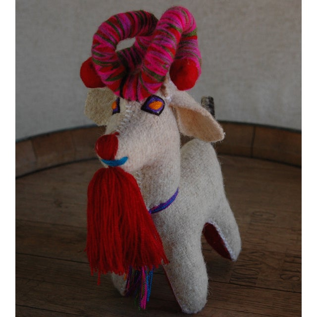 Mexican Felted Wool Animal - Image 3 of 5