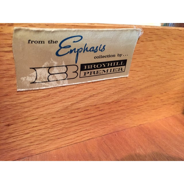 Midcentury Modern Broyhill Premier Dresser For Sale - Image 11 of 11