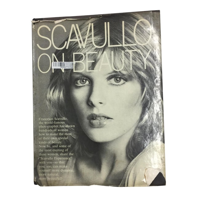 Scavullo on Beauty 1976 Supermodels For Sale