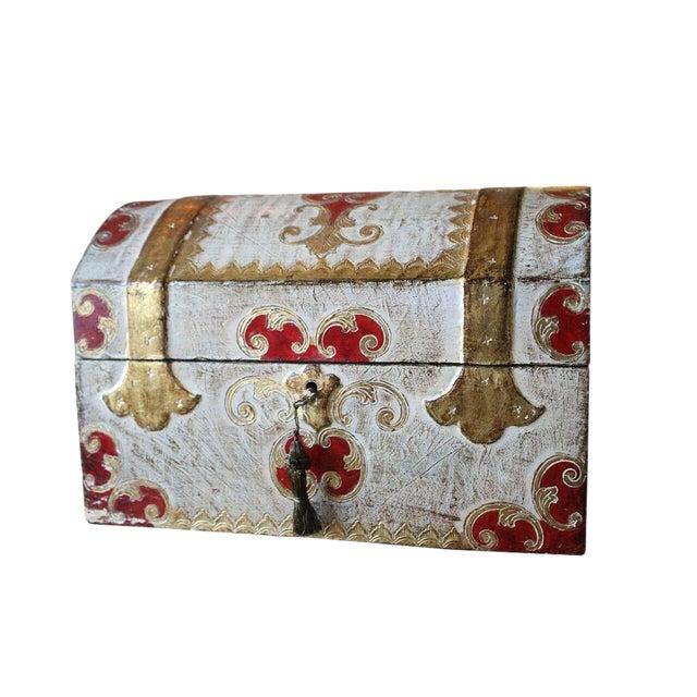 Italian Florentine Box For Sale