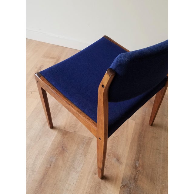 Wood 1960s Danish Rosewood Dining Chairs - Set of 6 For Sale - Image 7 of 13
