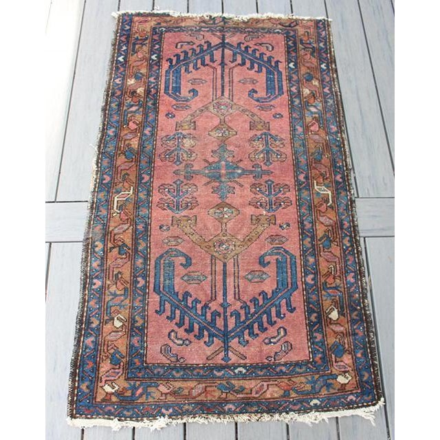 "Antique Persian Balouch Rug - 2'10"" x 5' - Image 2 of 8"