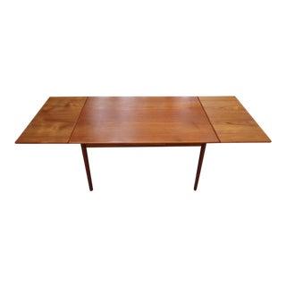 Mid Century Danish Modern Mobelfabrik Dining Table ~ Denmark For Sale