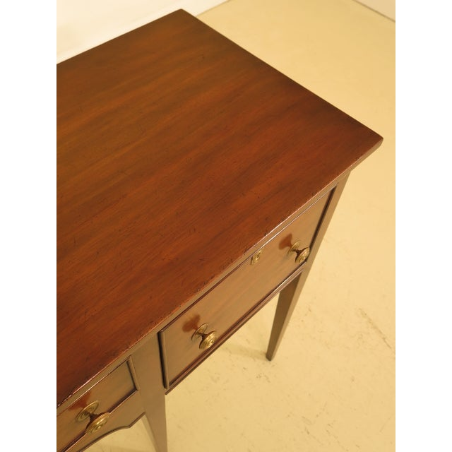 Kittinger Mahogany Colonial Williamsburg Sideboard For Sale - Image 9 of 13