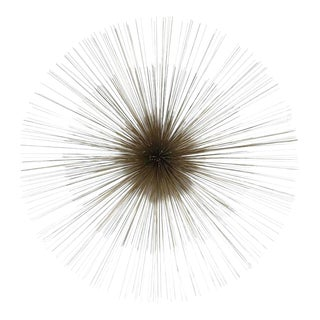 Mid-Century Curtis Jere Pom Pom Wall Sculpture