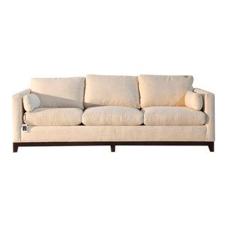 The Gunter Upholstered Sofa For Sale