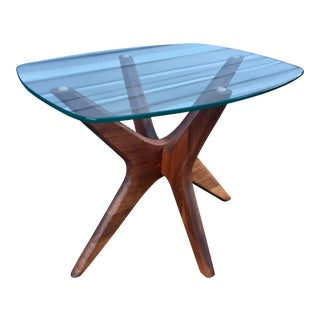 """1960s Adrian Pearsall for Craft Associates """"Jacks"""" Side Table For Sale"""