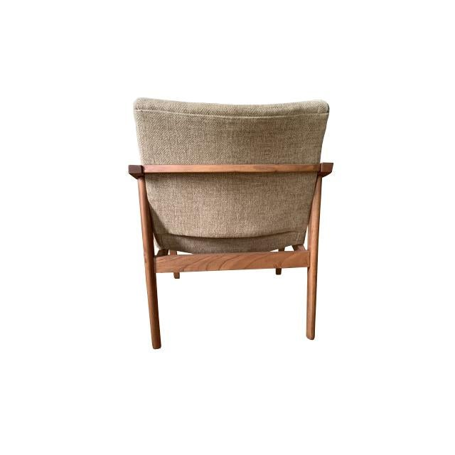 Mid 20th Century Mid-Century Modern Chairs - a Pair For Sale - Image 5 of 7