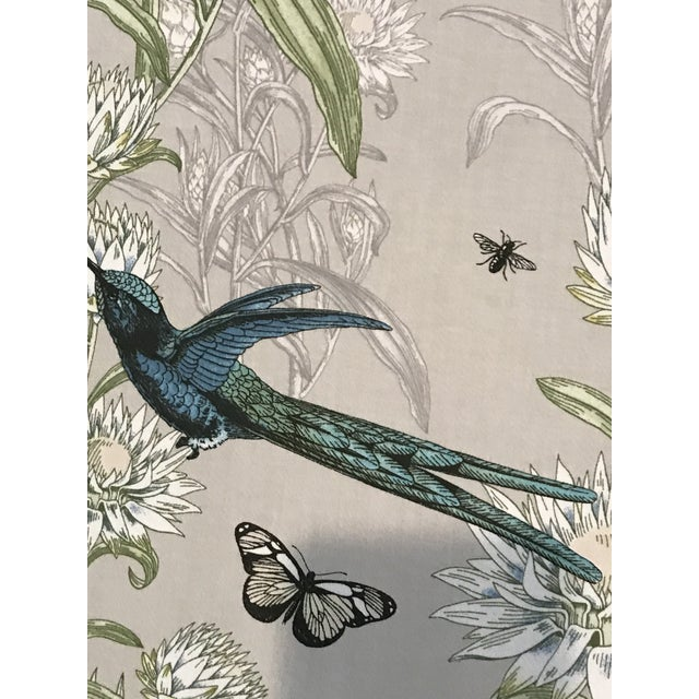 Country Blendworth Menagerie Enchanted Forest Cotton Fabric 6 Plus Continuous Yards For Sale - Image 3 of 10