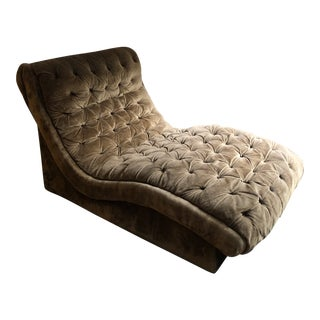 Adrian Pearsall Style Wave Lounger For Sale
