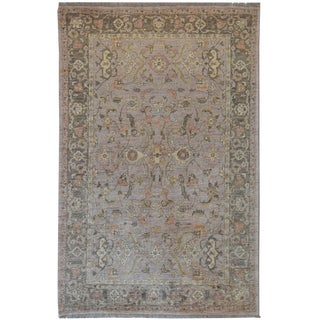 Mansour Superb Quality Agra Rug - 6' X 9' For Sale