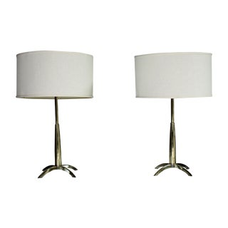 Mid Century Stiffel Rocket Lamps - A Pair For Sale