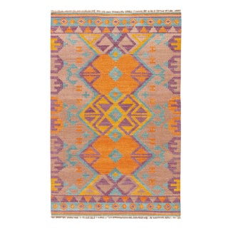 Jaipur Living Kaliediscope Handmade Geometric Area Rug - 8′ × 10′ For Sale