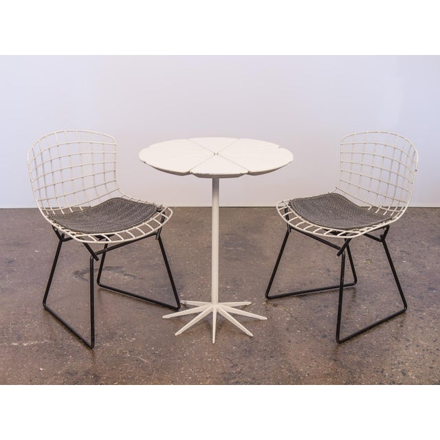 White Richard Schultz Petal End Table for Knoll For Sale - Image 8 of 8